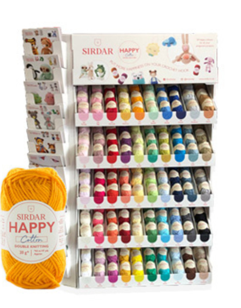 Sirdar Happy Cotton Mini