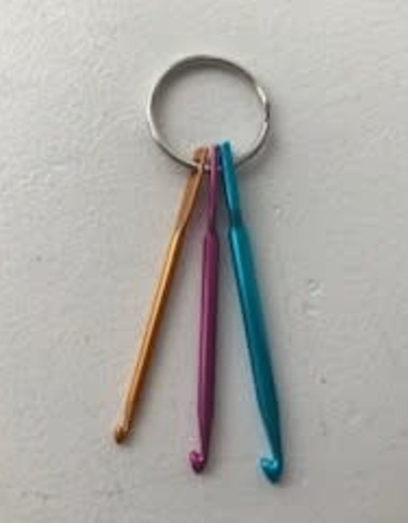 Village Laine Stitch Fixers (3 pieces on key ring)