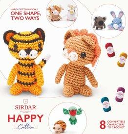 Sirdar Happy Cotton Book Shape Book 1