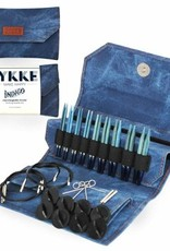 "Lykke Lykke Indigo Interchangeable 5"" Needle Set"