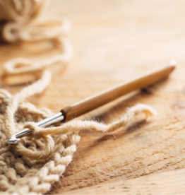 Village Laine Learn to Crochet Saturday April 18th 2020