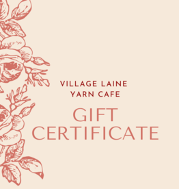 Village Laine Gift Certificate $50