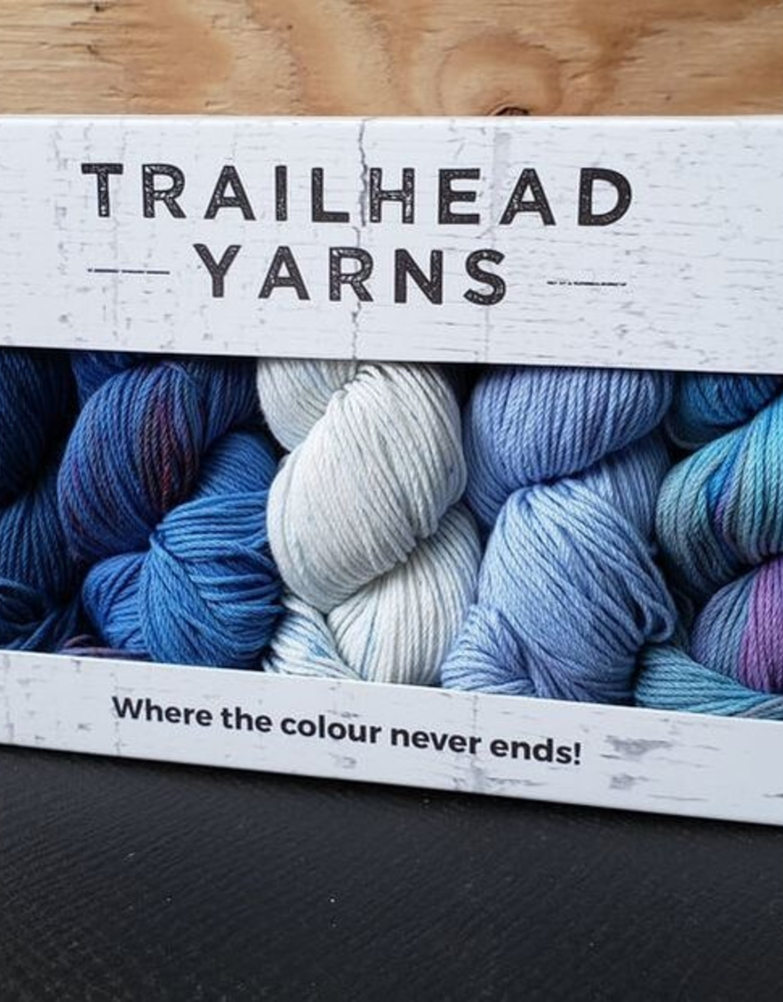 Trailhead Yarns Crews