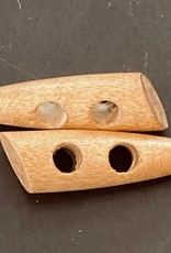 Village Laine Wood Toggle Buttons