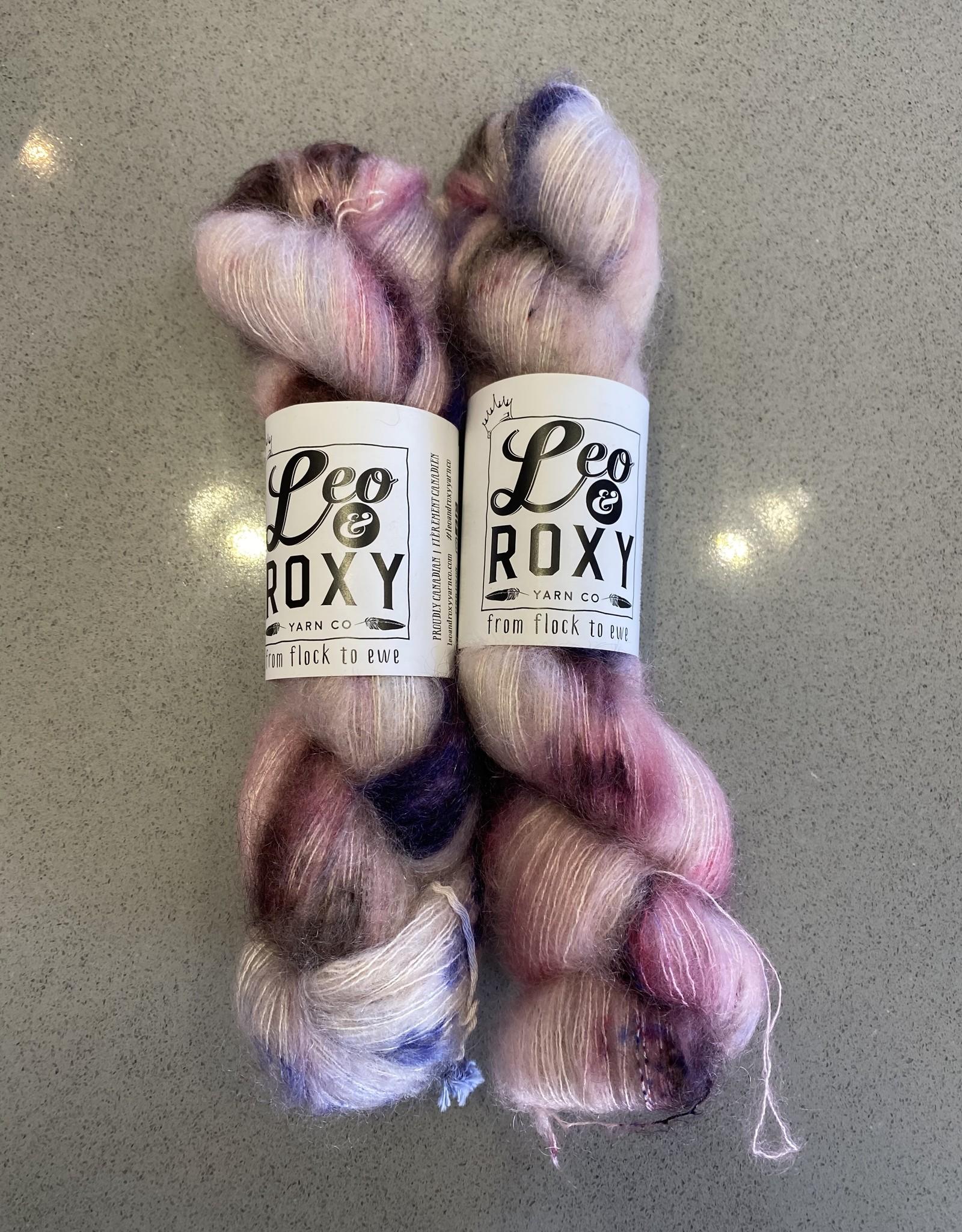 Leo & Roxy Mohair/Silk