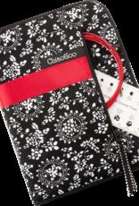 "ChiaoGoo Chiaogoo Twist Red Lace Complete Set 5"" - 2.75mm-10.00mm"