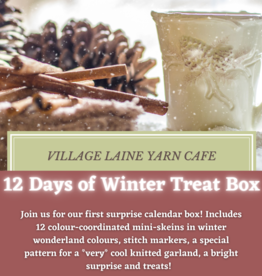 Village Laine 12 Days of Winter Treat Box