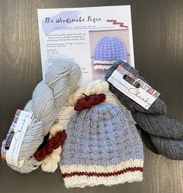 Village Laine Woodsmoke Tuque Kit