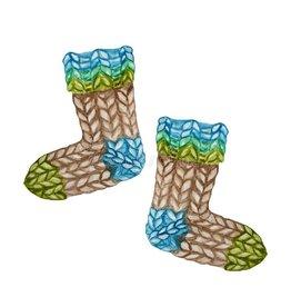 Village Laine Sock Basics Class Wednesday October 13, 2021