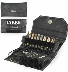 "Lykke Lykke Driftwood Interchangeable 5"" Needle Set"