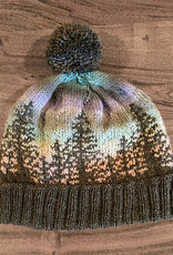 North Star Yarn Co. Alaska Hat Kit (includes pattern)
