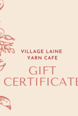 Village Laine Gift Certificate