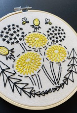 Hook, Line & Tinker Complete Embroidery Kit