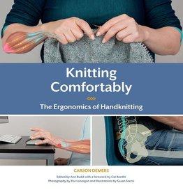 Knitting Comfortably - The Ergonomics of Hand Knitting