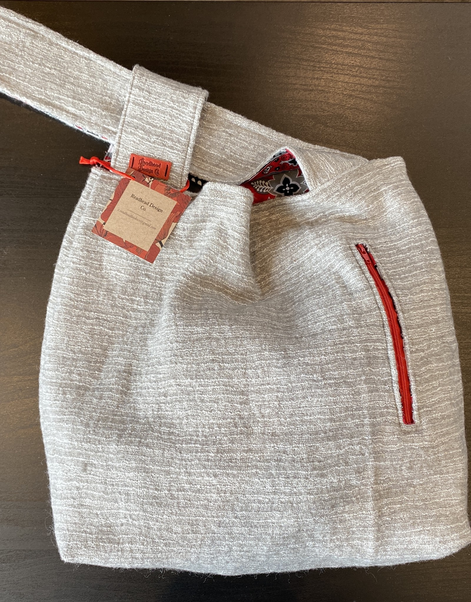Woolly Knot Bag