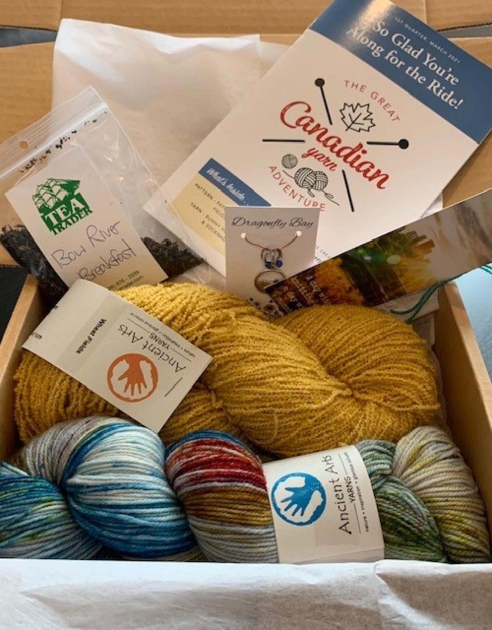 Village Laine Single Shipment Subscription Box