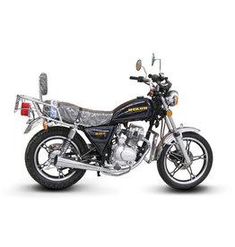 Meilun Street Bike 125-7cc Black Meilun