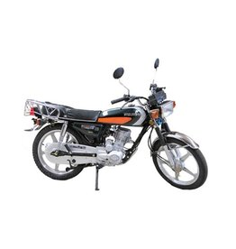 Meilun Bike - Street 125cc, Green Mag Wheels Meilun
