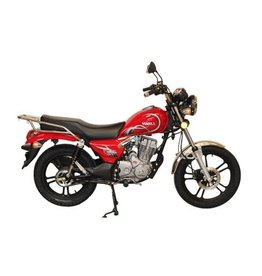 Meilun BIKE- STREET 150CC. RED LIFAN LF150-7RED