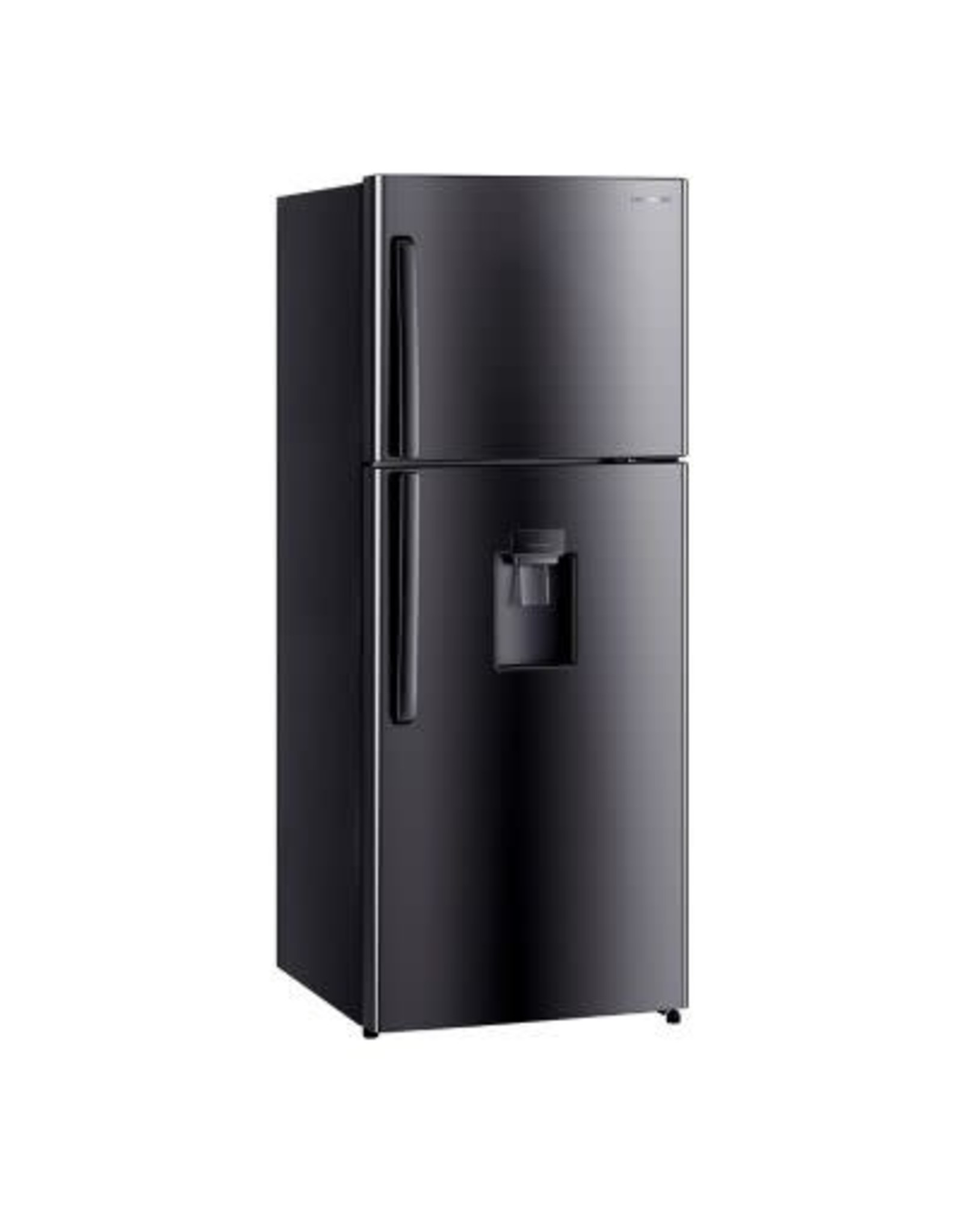 Daewoo Daewoo Refrigerator 17ft Black w/dispenser DFR-46940GJDX