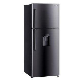 Daewoo Daewoo Refrigerator 17ft Black w/dispenser DFR-46940GJDX