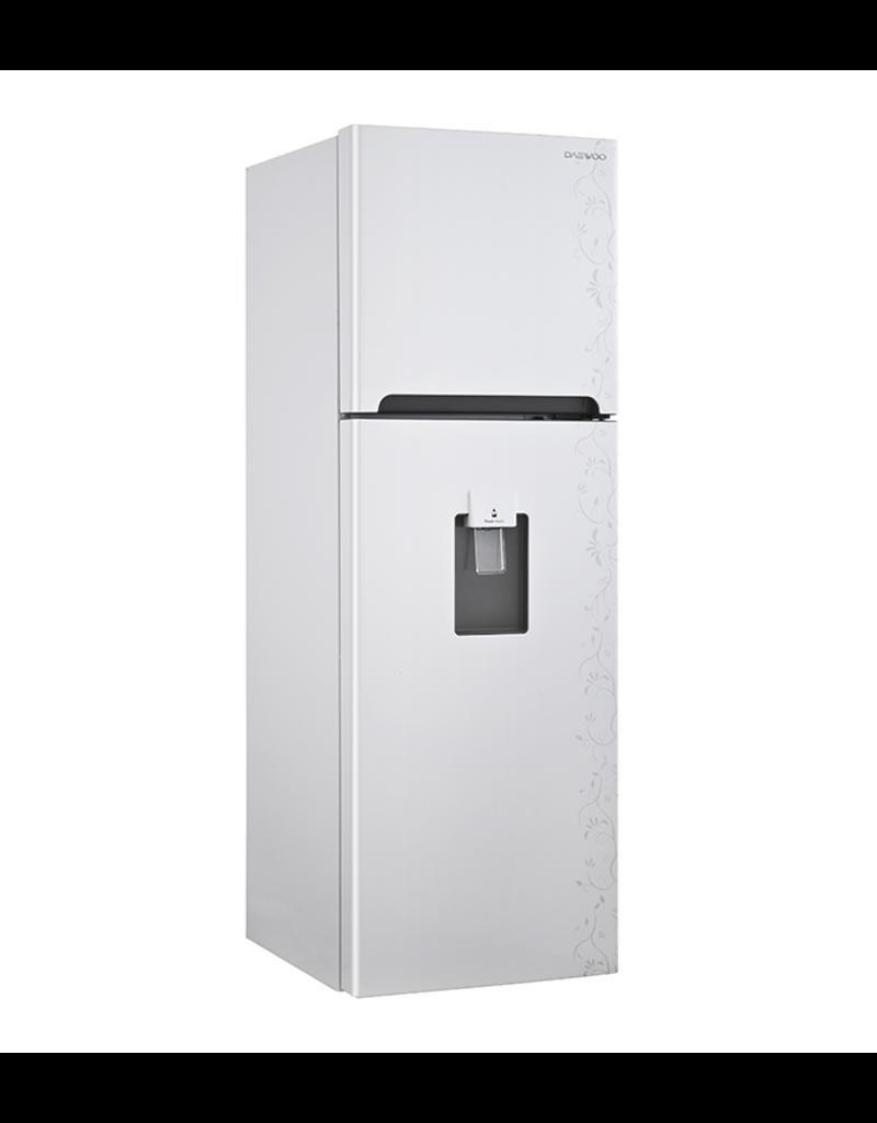 Daewoo Daewoo Refrigerator 9ft White w/ Dispenser DFR-25210GBDA