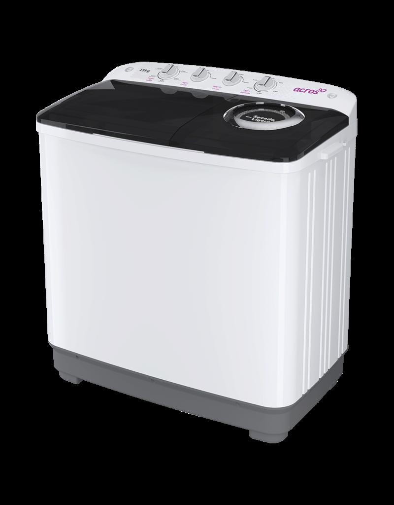 Acros Washing Machine Twin Tub  8KG