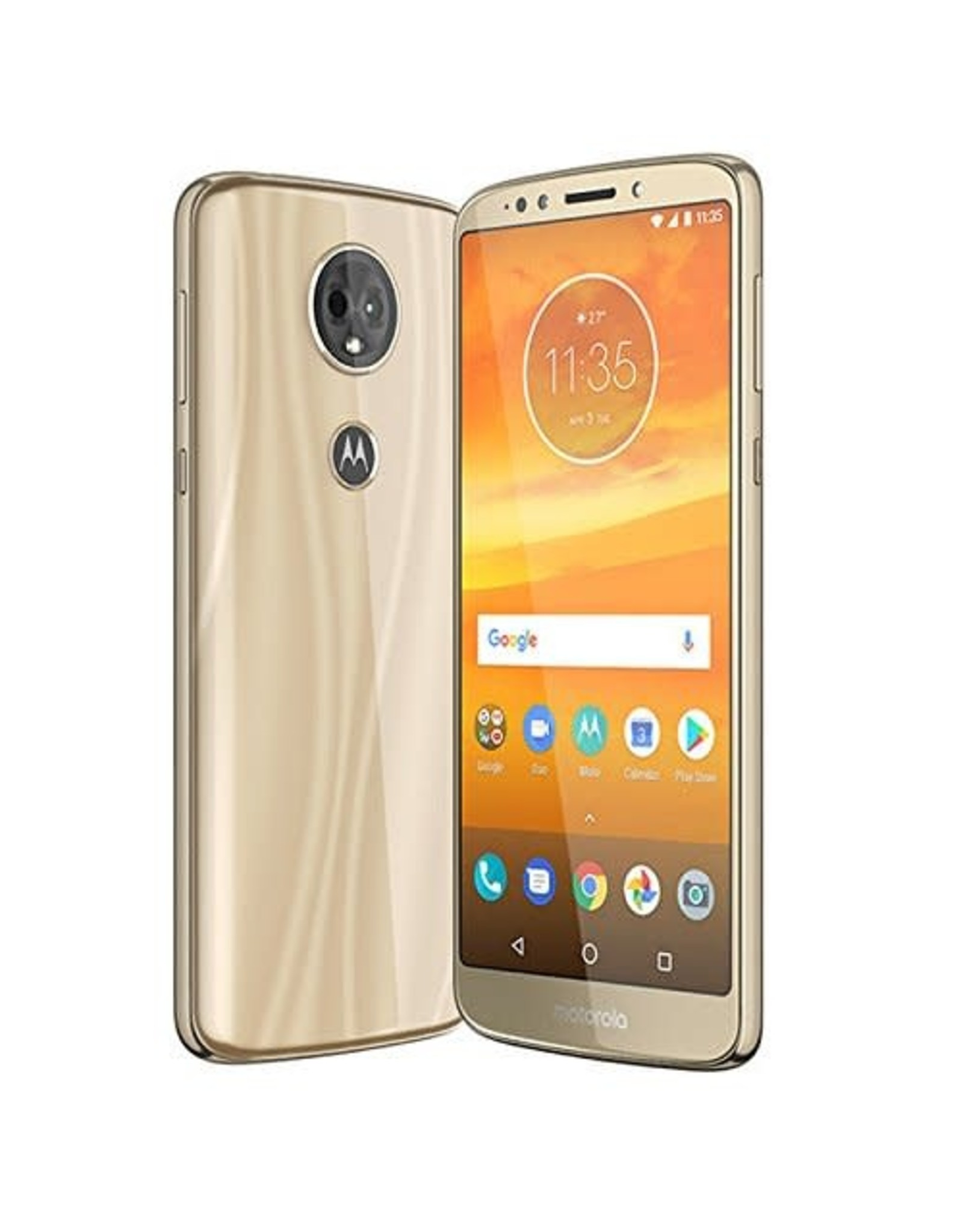 Moto E5 16GB Unlocked International Gray