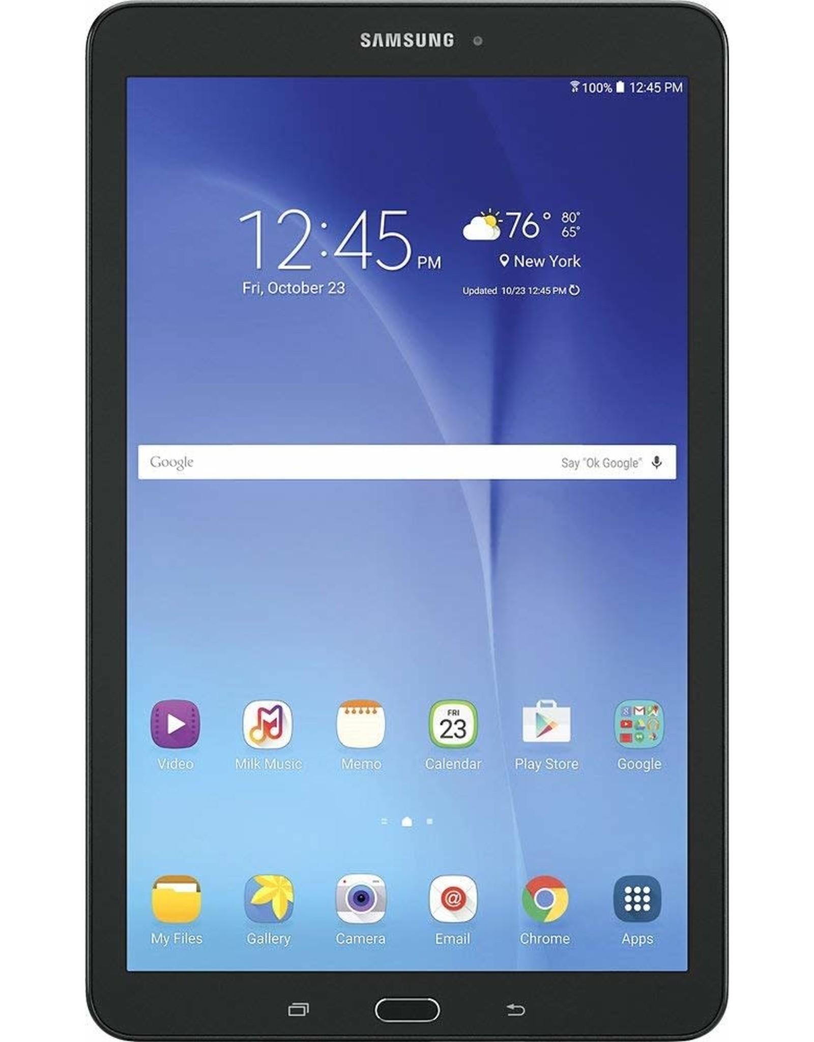 "Samsung Samsung Galaxy 7"" Tab A Black 8GB SM-T280NZKAXAR"