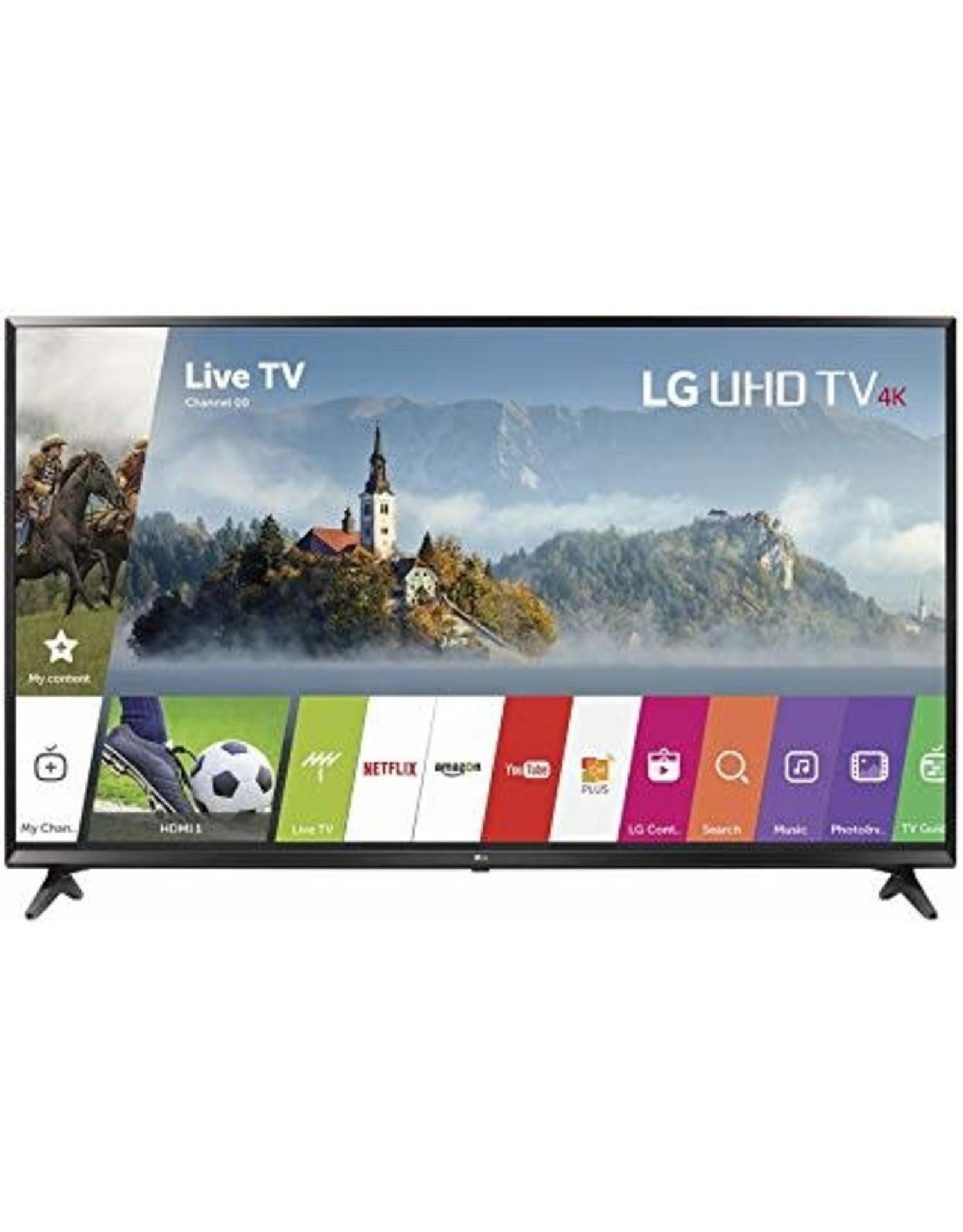 """LG LG 55"""" T.V LED SMART UHDTV 4K  55UJ6200"""