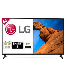 """LG LG 43"""" T.V Full HD SMART 43LK5750PUA"""