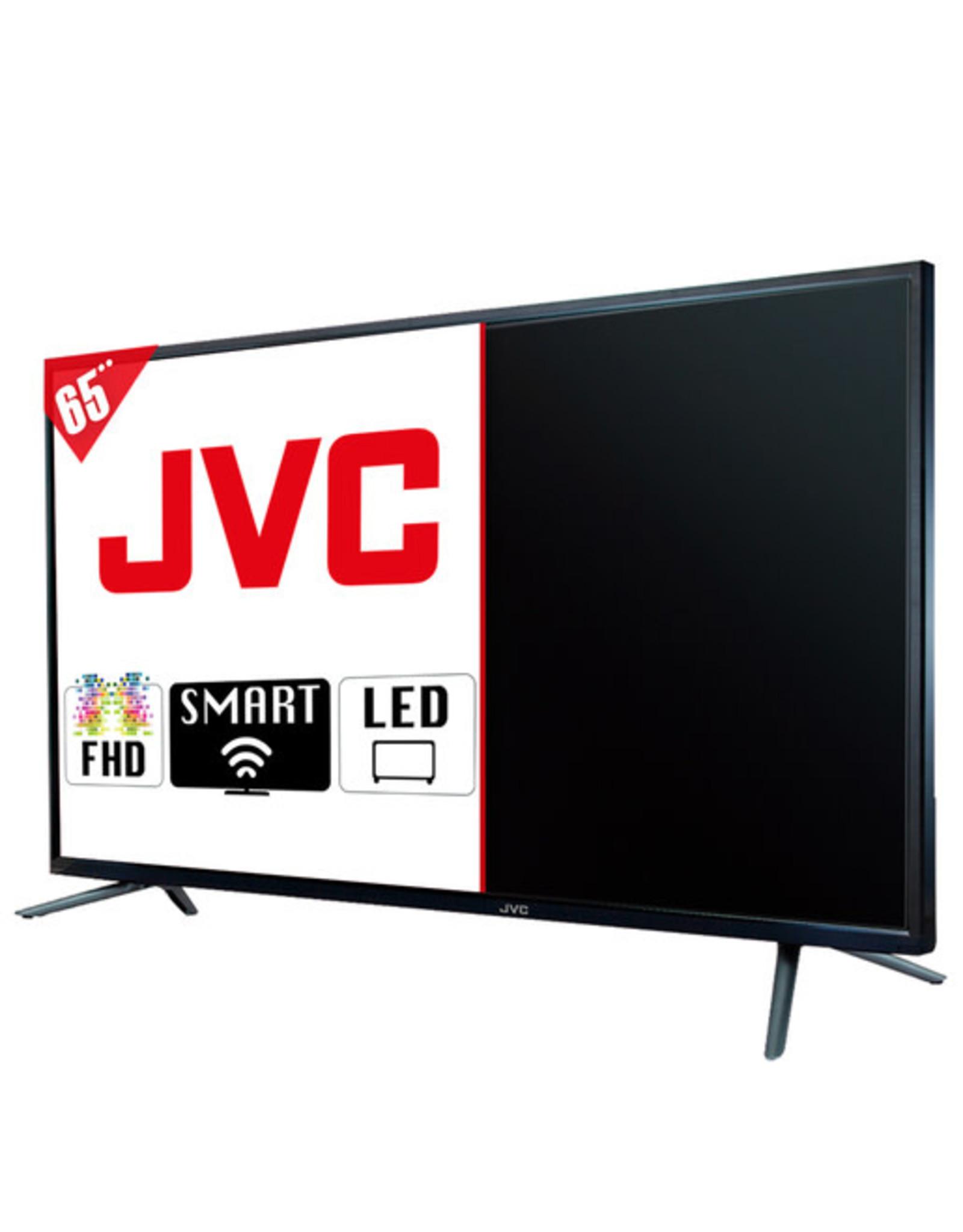 "JVC 65"" T.V LED SMART SI65FS"