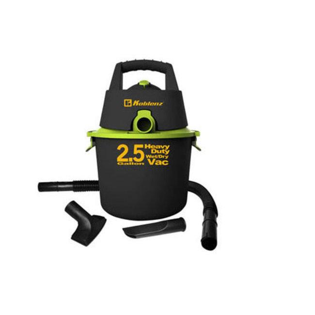 Koblenz Vacuum 2.5 Gal WD-2.5K