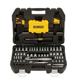 Dewalt Socket Set - 108 pcs DWMT73801