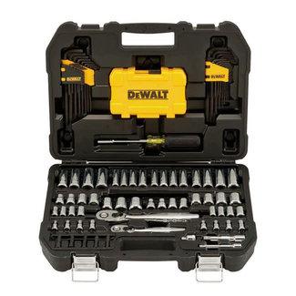 Dewalt Socket Set - 108 pcs DWMT73801