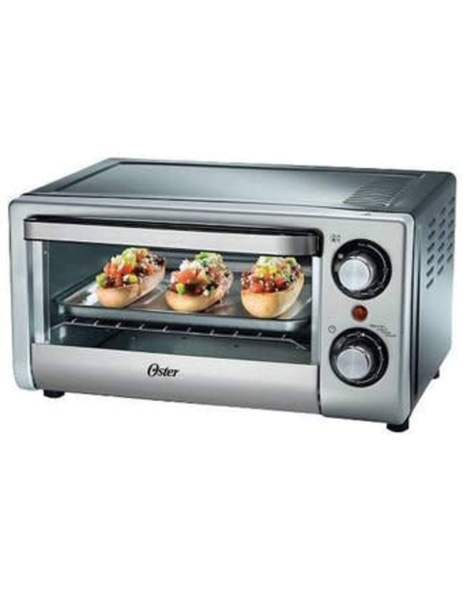Oster Toaster Oven Silver TSSTTV10LTB-01