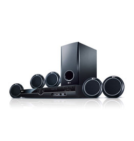 LG LG Home Theater System, DVD Player DH4130S