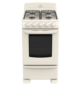 "Mabe Mabe Stove 20"" w/broiler Bisque EM5031BAPL0"