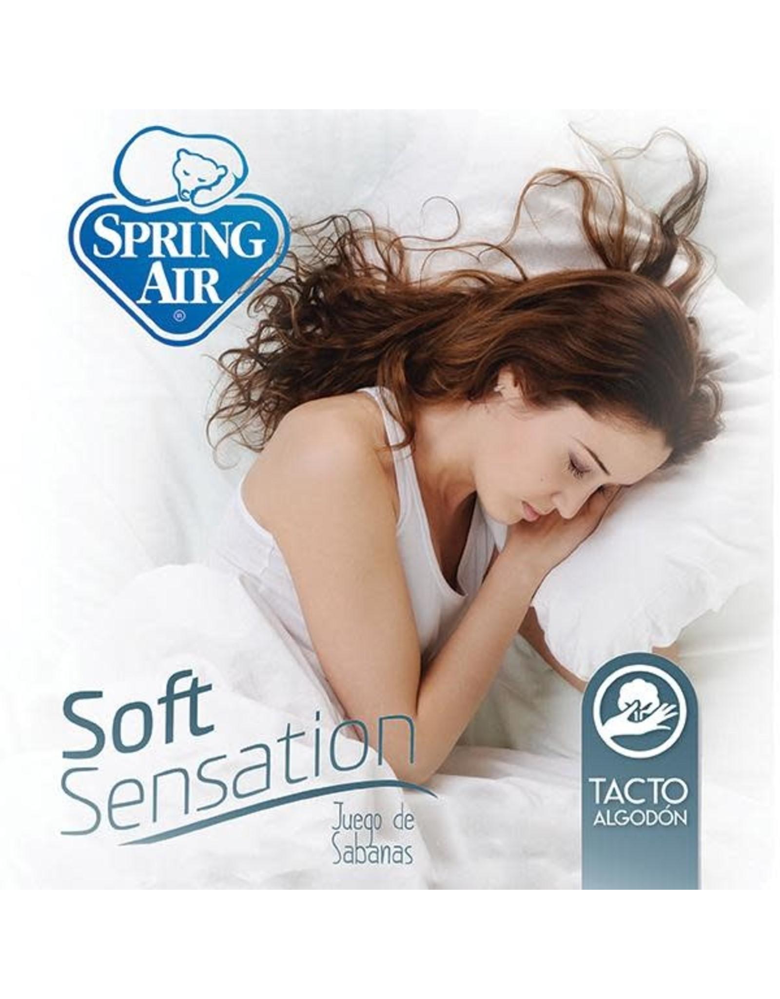 Spring Air Spring Air Bedsheet Matrimonial