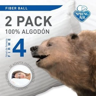 Spring Air Spring Air Pillow Cluster 2pack 50/50 King Size