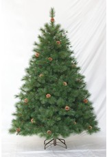 Christmas Tree (Forestal) 6.5 ft w/pine CC65417