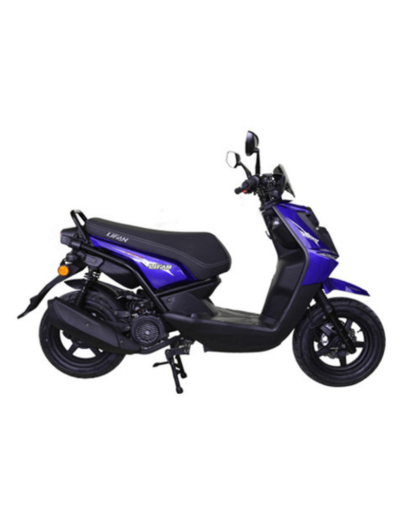 Bike - Scooter 150cc Blue LIfan LF150T-12CBLUE