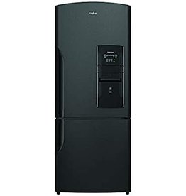 Mabe Mabe Refrigerator 19 ft b/freezer RMB1952WMXP0