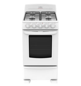 "Mabe Mabe Stove 20"" w/broiler White EM5031BAPB0"
