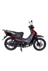 Bike - Scooter 125cc Red Lifan LF125-ARRED