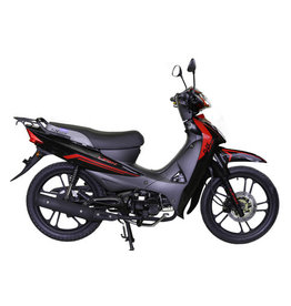 Bike - Scooter 125cc Red Lifan LF125-ARRED