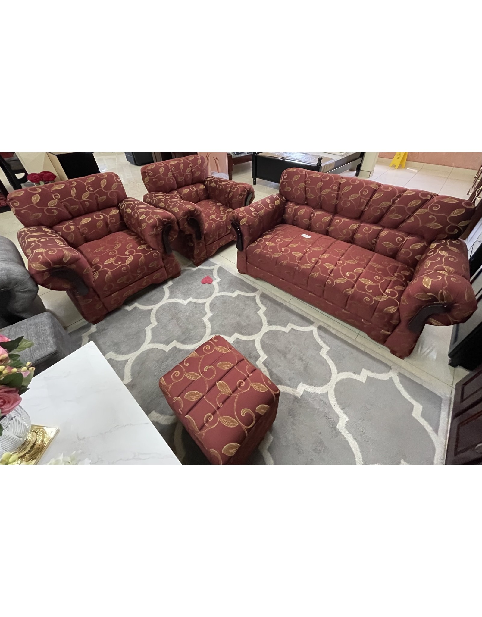 Small Sofa Set