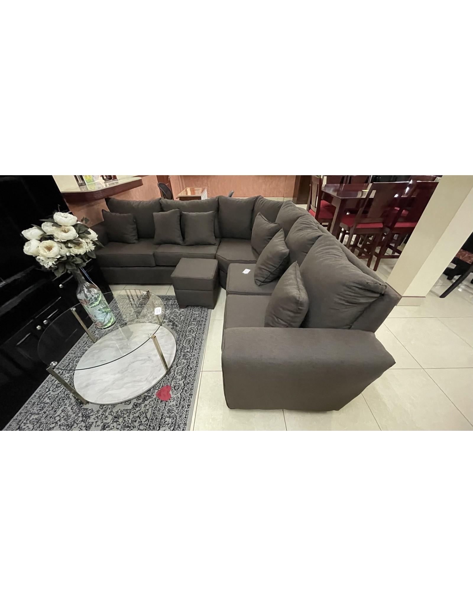 L Shape Large Sofa Set