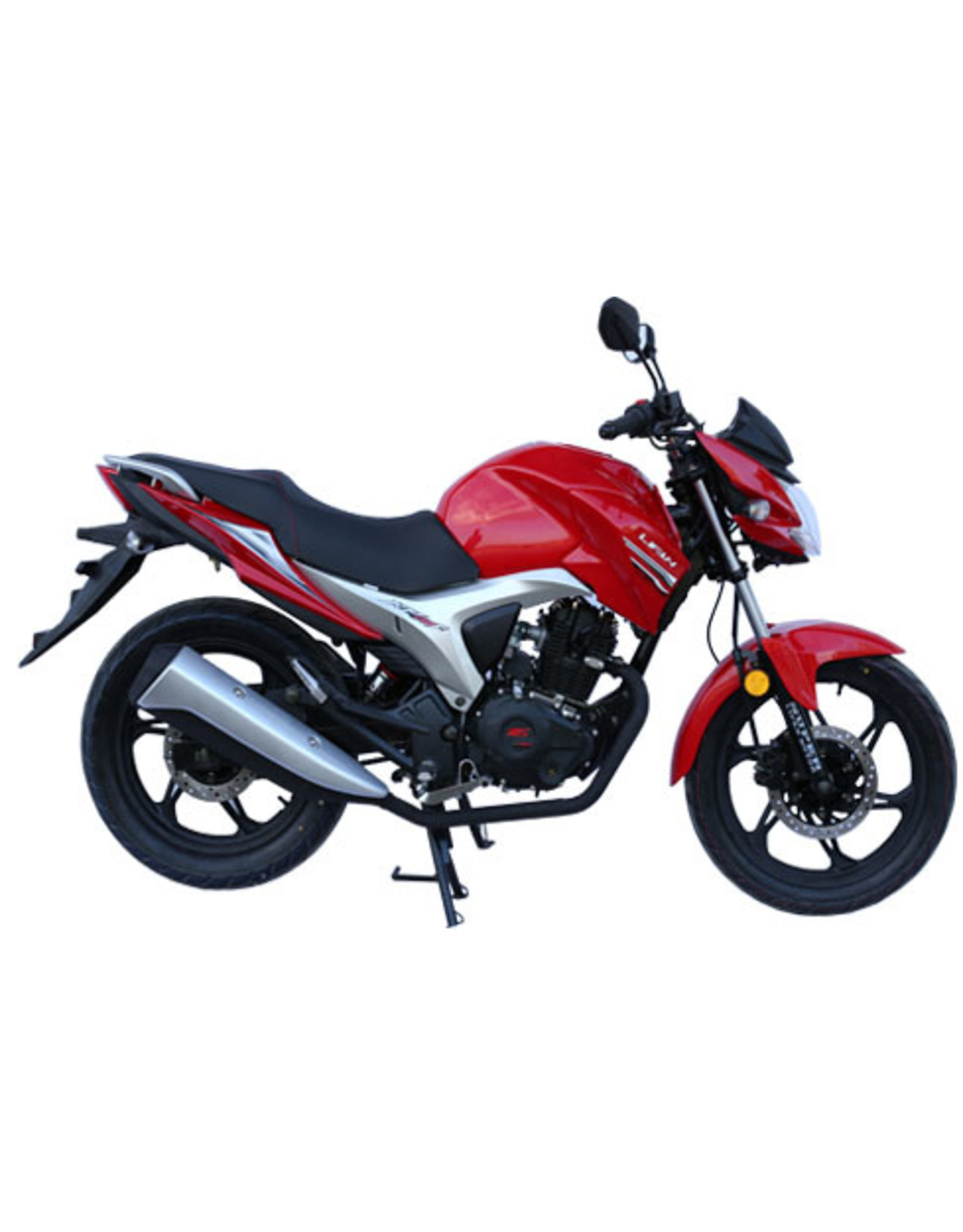 Bike - Street 150cc Lifan Red LF150-10FRED