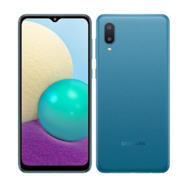 Samsung Samsung Galaxy A02 32GB Blue SM-A022MZBJGTO